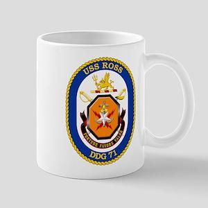 USS Ross DDG-71 Mugs