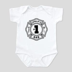FD DAD Infant Bodysuit
