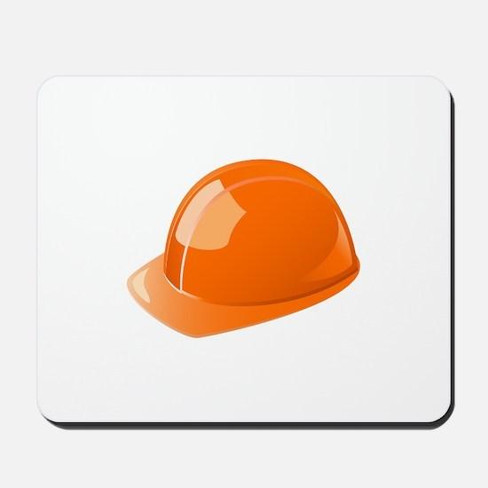 Construction Helmet Hardhat Mousepad