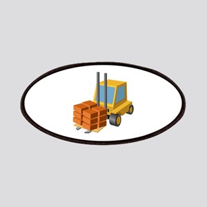 Forklift Lifting Machinery Patches