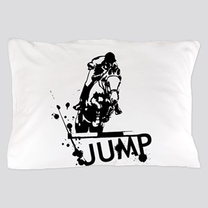 EQUESTRIAN JUMP Pillow Case