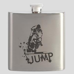 EQUESTRIAN JUMP Flask