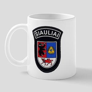 SIAULIAI Mugs