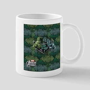 Hulk vs Abomination Mug