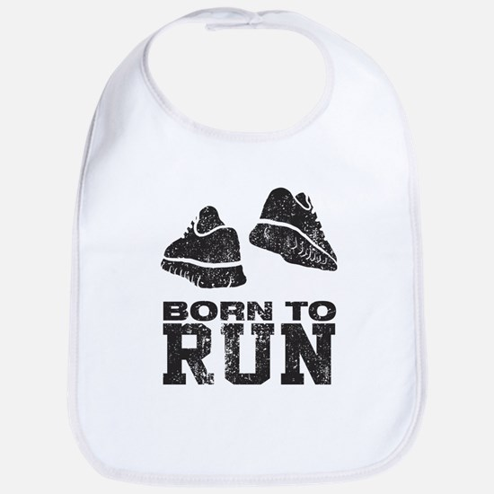Born To Run Bib