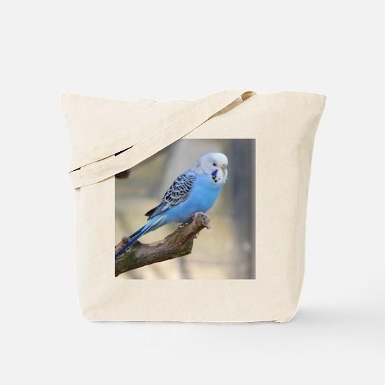 Unique Budgerigar Tote Bag