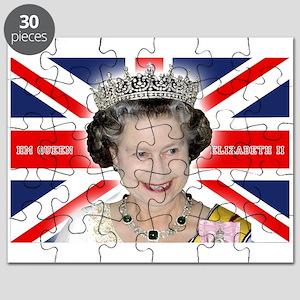 HM Queen Elizabeth II Puzzle