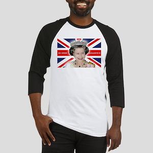 HM Queen Elizabeth II Baseball Jersey