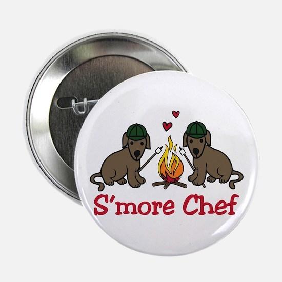 """Smore Chef 2.25"""" Button"""