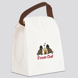 Smore Chef Canvas Lunch Bag