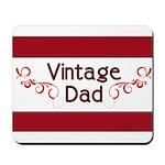 Vintage Dad Mousepad