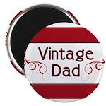 Vintage Dad Magnet