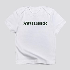 Swoldier Swole US Soldier Infant T-Shirt
