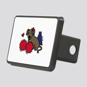 Cheerleader Dog Hitch Cover
