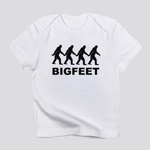 Big Feet Bigfoot Infant T-Shirt