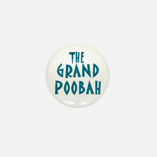 Grand Poobah Mini Button