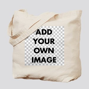 Custom Add Image Tote Bag