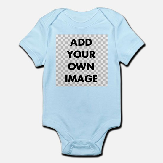 Custom Add Image Infant Bodysuit
