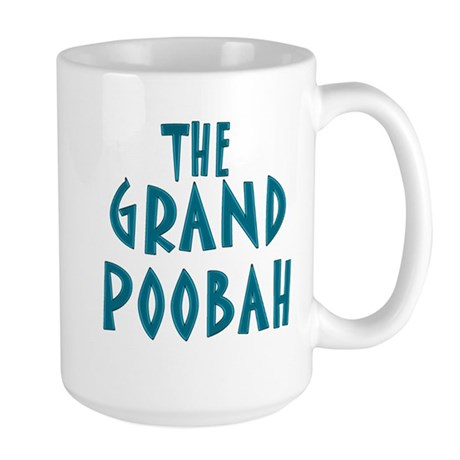 Dad's Day Grand Poobah Large Mug