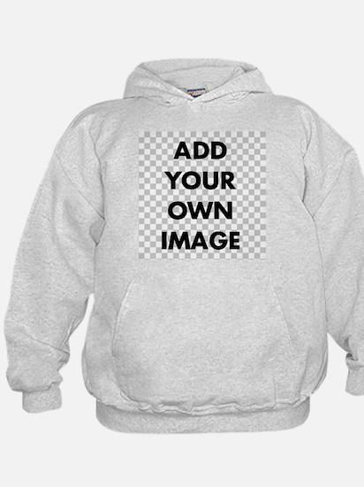 Custom Add Image Hoody