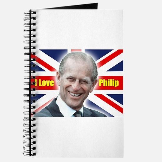 I Love Philip - Prince Philip Journal