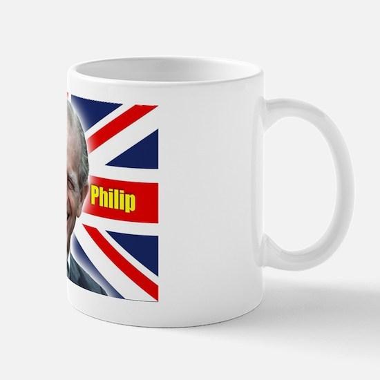 I Love Philip - Prince Philip Mugs