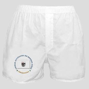 Cd. de Buenos Aires Boxer Shorts