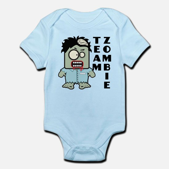 Team Zombie Infant Bodysuit