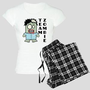 Team Zombie Women's Light Pajamas