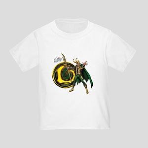 Loki Icon Toddler T-Shirt