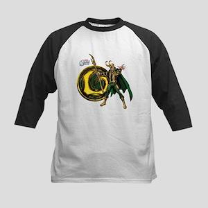 Loki Icon Kids Baseball Jersey