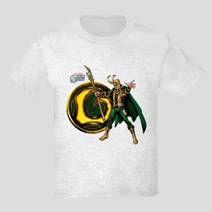 Loki Icon Kids Light T-Shirt