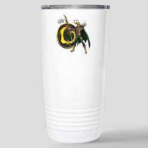 Loki Icon Stainless Steel Travel Mug