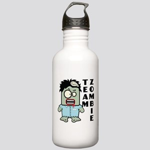 Team Zombie Stainless Water Bottle 1.0L