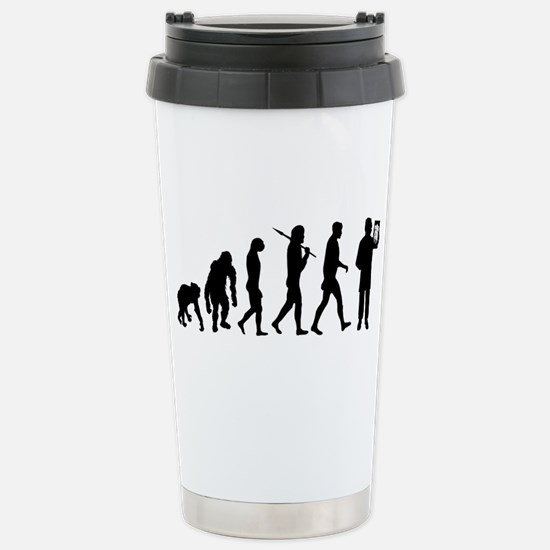 Radiologist Stainless Steel Travel Mug