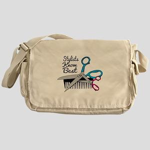 Stylists Know Best Messenger Bag