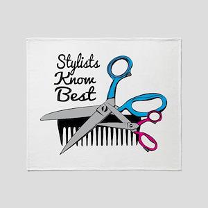 Stylists Know Best Throw Blanket