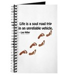 Soul Road Trip Journal