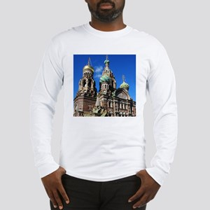 St. Petersburg, Russia Long Sleeve T-Shirt