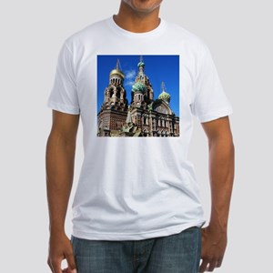 St. Petersburg, Russia Fitted T-Shirt