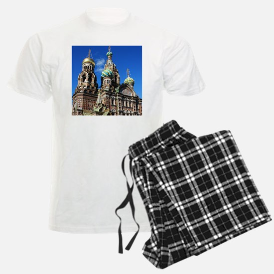 St. Petersburg, Russia Pajamas