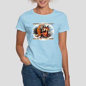 Bohemian Cigar Divan 1885 Women's Light T-Shirt