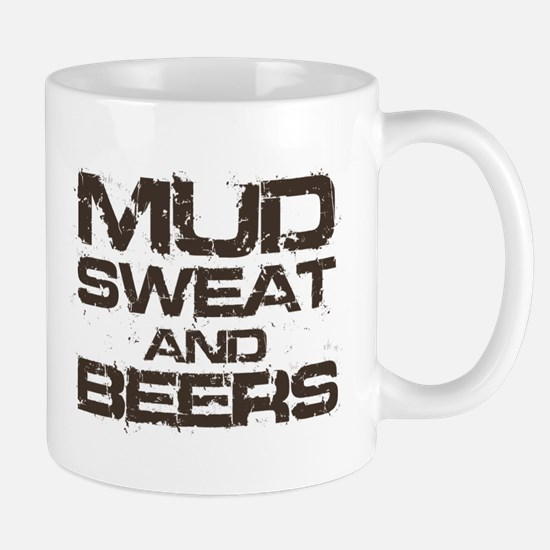 Mud Sweat and Beers Mugs