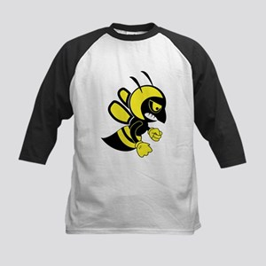 Bee Mascot Baseball Jersey