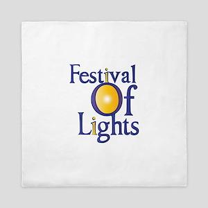 Festival Of Lights Queen Duvet