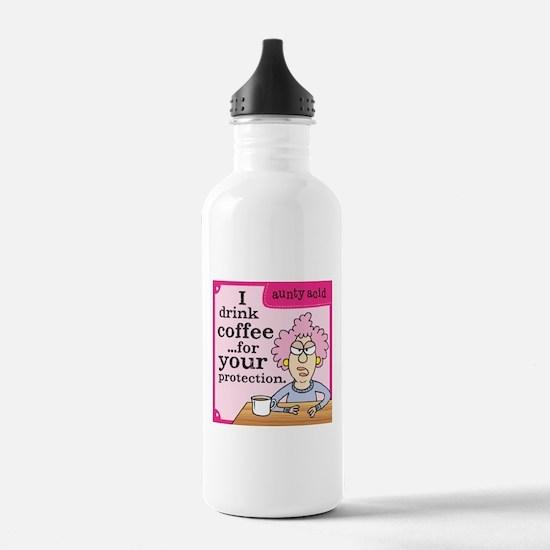 Aunty Acid: Coffee Pro Water Bottle