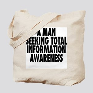 Total Information Tote Bag