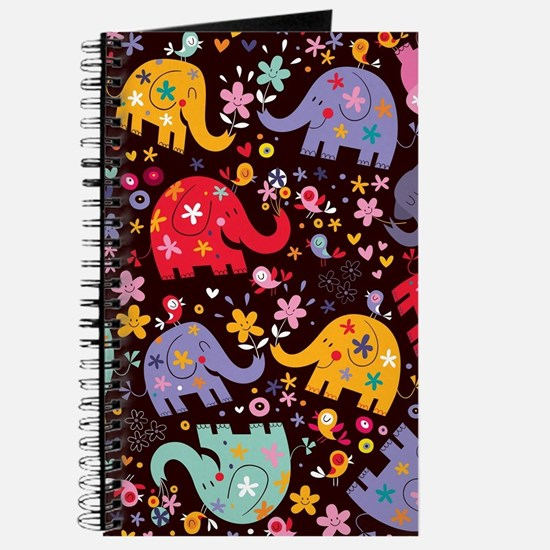 Colorful Elephants Journal