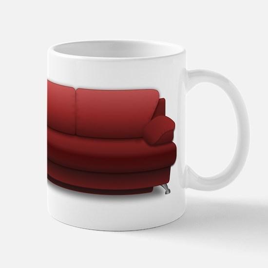 Red Sofa Mugs