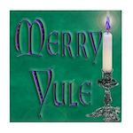 Merry Yule Altar Tile